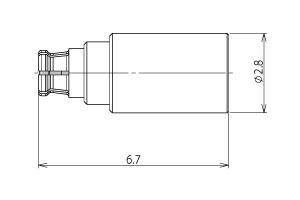 製図:ターミネーション (終端器)